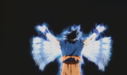 Goku derrota a Cooler y Freezer (DBGSM2)