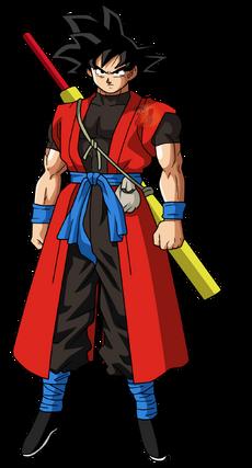 Goku time patrol