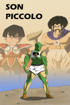 Son Piccolo Cover v3