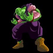 Super Namekian Picolo While Transforming