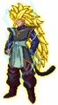 Super Saiyan 3 Daiko