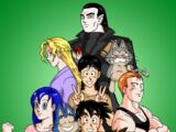 Dragon Ball Z Elsewhere