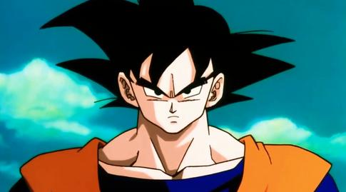 Goku conoce a a Black (DBGSM2)