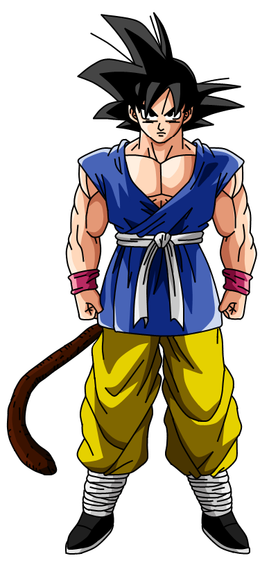 Goku Dbgte Dragon Ball Fanon Wiki Fandom Powered By Wikia