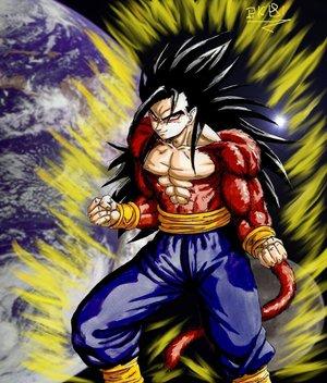 La cuarta fase   Dragon Ball Fanon Wiki   FANDOM powered by ...