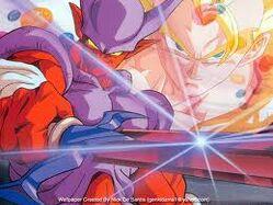 Daniel Demon vs Goku Super Saiyan