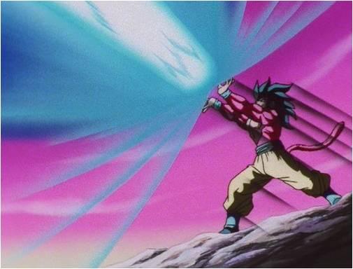 Kamehameha x100000 (Goku)