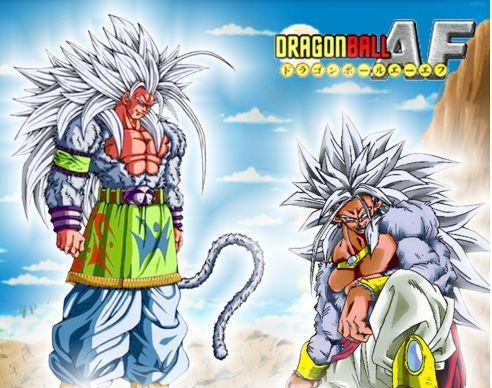 Super Saiyan 5 Kagiro Dragonball Fanon Wiki Fandom