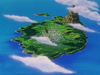 DBZ Island