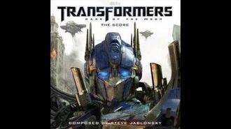Transformers 3 Score Soundtrack - 15 - I'm just the messenger