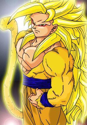 Super Saiyan 7 Goku (Xz)