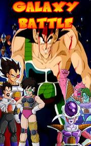 Galaxy Battle Poster