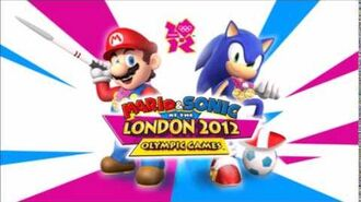 Mario & Sonic at the London 2012 Olympic Games - Event Introduction