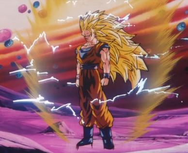 Goku SSJ3 Fusion Reborn