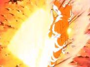 Neo tri-beam attack