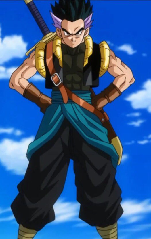 Xeno Gotenks Dragonball Fanon Wiki Fandom Powered By Wikia