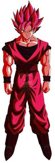 Goku Super Kaio-ken