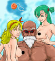 84755 - Bad Launch Bulma Briefs Dragon Ball Launch Master Roshi.jpg