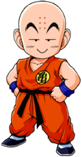 Krillin (Dragon Ball) Gi