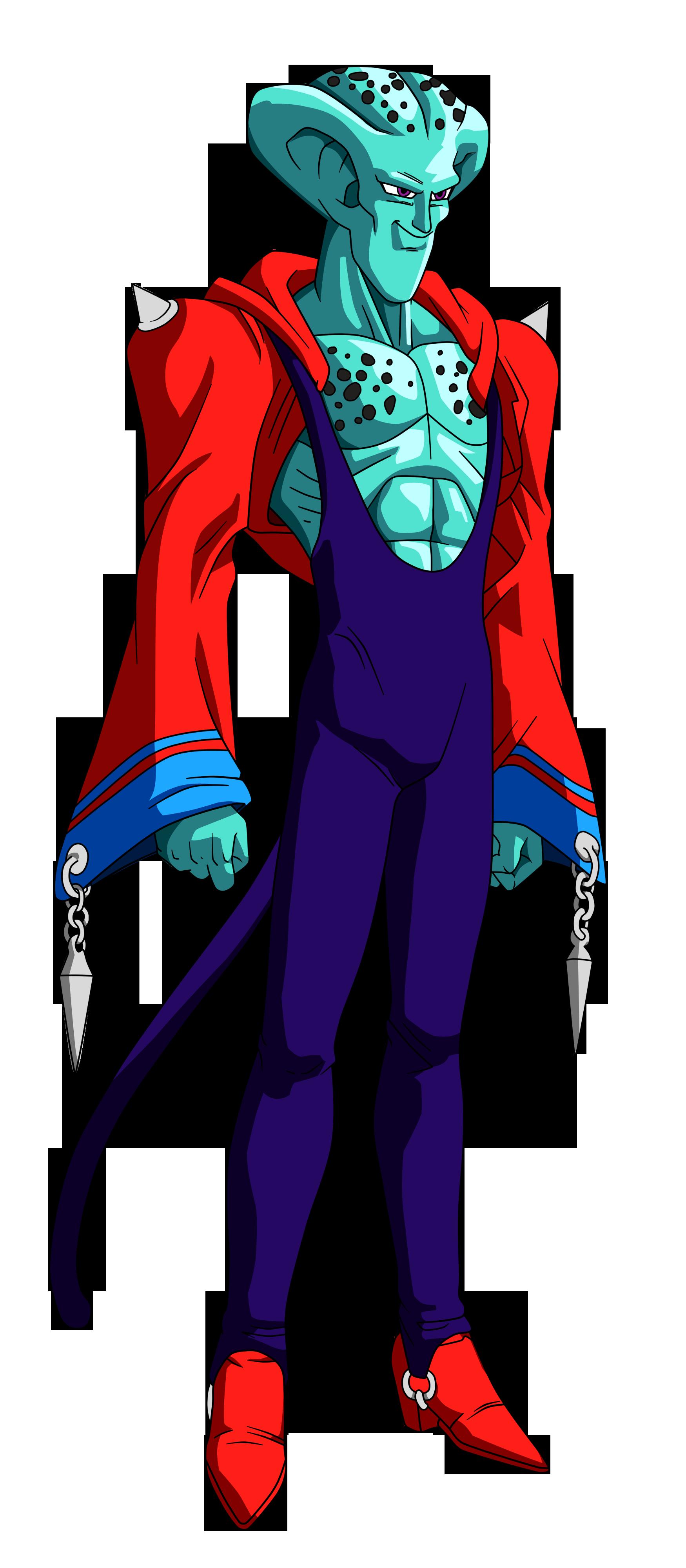 Imagen  Ledgic 01png  Dragon Ball Fanon Wiki  FANDOM powered