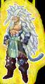 Super Saiyan 5 Daiko