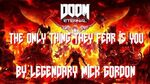 The Only Thing They Fear Is You - BASS BOOSTED Mixed by Mick Gordon