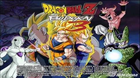 Dragon Ball Z Budokai 3 Opening Theme Full Version (HQ) U.S Version