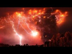 Erupción Eléctrica