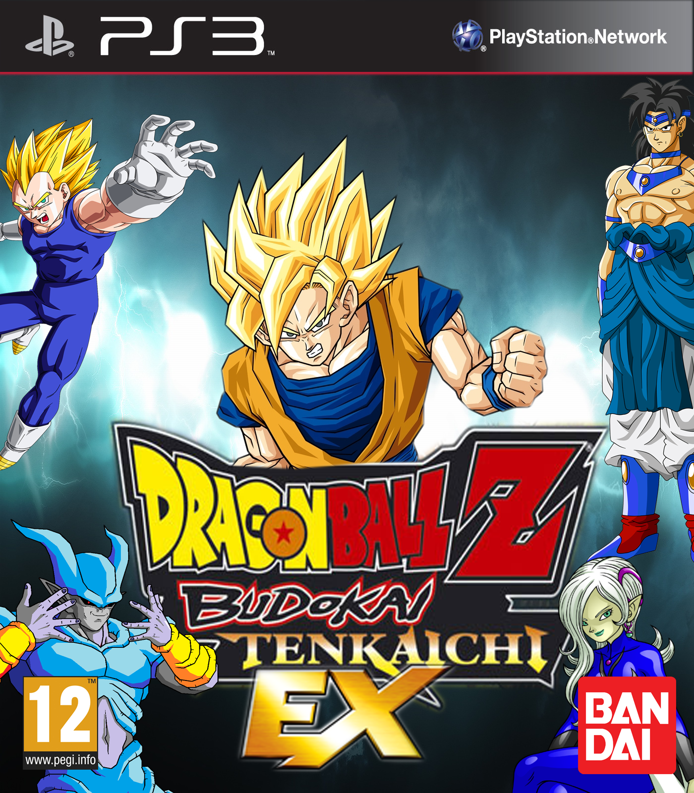 Dragon Ball Budokai Tenkaichi Ex Dragon Ball Fanon Wiki Fandom