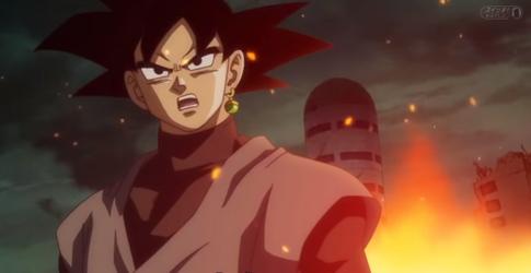 Black Goku se da cuenta quien es (DBGSM2)