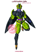 Ultimate Cell by OLUDAYONBA
