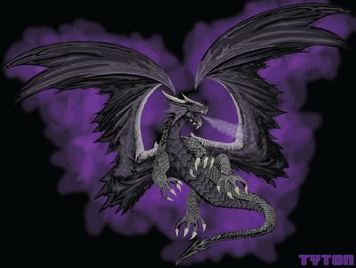 Tyton89 ender-dragon