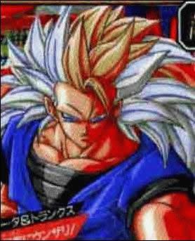 Super Saiyan 6 Goku (Xz)