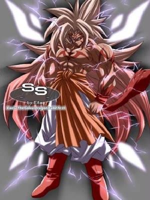 Super Saiyan 8 Goku (Xz)