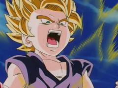 Goku GT SSJ2