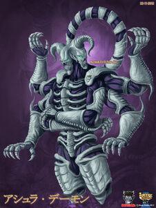 Asura demon color by nullzerozew-d5lzavm