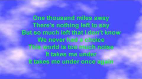 Rise Against - Savior (Lyrics)