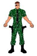 Sgt Nick Fury