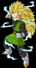 Super Saiyan 3 Teen Goten