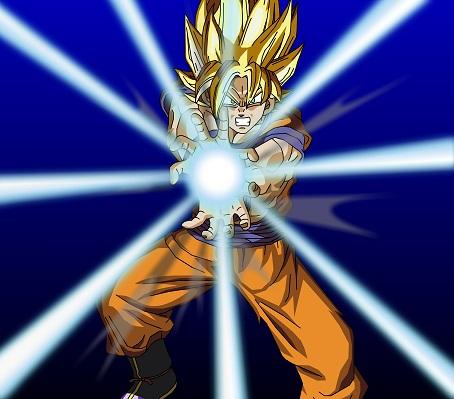 Kamehameha x10 (Goku)