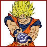 Majin Goku by Lilbluemine-1-