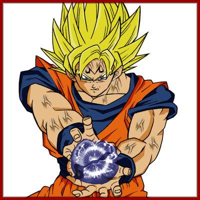 Image - Majin Goku by Lilbluemine-1-.jpg | Dragonball ...