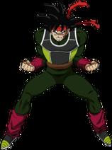 Super Dragon Ball Heroes World Mission - Character Sticker - Xeno Bardock (Normal) 3