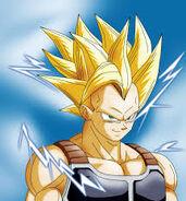 Tharos Super Saiyan 2