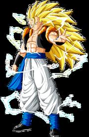 Super Saiyan 3 Gogeta