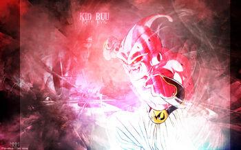 Kid Buu Wallpaper by MarvelousMark