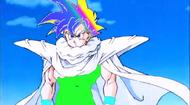Colored Super Saiyan Gotek