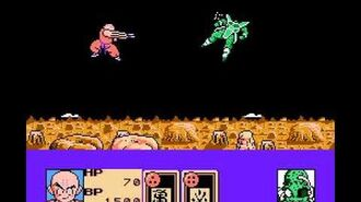 NES Longplay 771 Dragon Ball Z II Gekigami Freeza!! (Fan Translation)