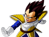 Prince Vegeta (BH Games)