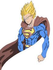 Super Goku V 2 Progress by jrdehais